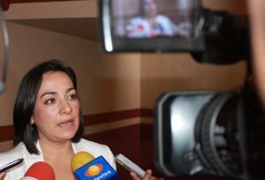 Gaby Ceballos Hernández, diputada PAN