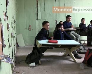Escuela de palitos - Fotografía por Jairo Expresso