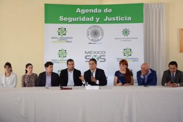 Participación de ciudadanos superará crisis de inseguridad: Silvano Aureoles