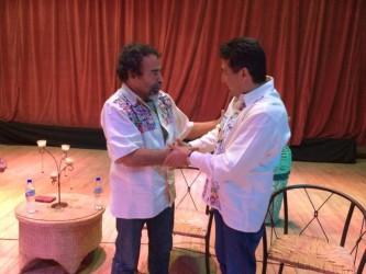 Por Pátzcuaro Damián Alcazar Con Víctor Báez