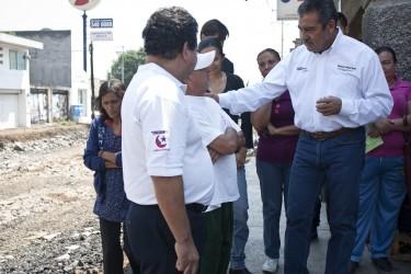 Raúl Morón candidato a presidente municipal por Morelia