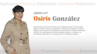Quién es Osiris González