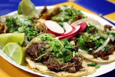 Presentador de Fox asegura que los tacos son de Estados Unidos y no de México