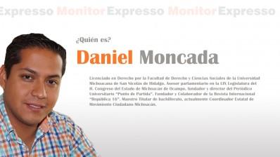 Quién es Daniel Moncada