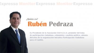 Quién es Rubén Pedraza