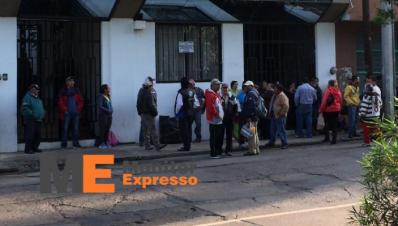 Bloquean García de León y Arriaga Rivera productores purépechas en Morelia