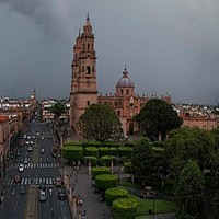 Pronostican cielo nublado con tormentas puntuales fuertes para Michoacán