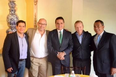 Silvano Aureoles Conejo Partido Verde Ecologista de México PVEM
