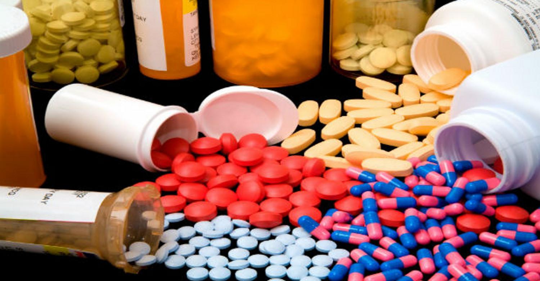 Tipos de drogas en pastillas