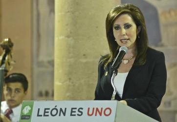 Barbara Botello diputada de Guanajuato en audio escándalo por pedir escolatas a Secretario de Seguridad del Estado