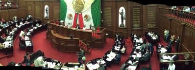 Congreso del Estado de Michoacán de Ocampo