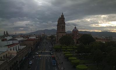 Morelia 22 de octubre de 2015