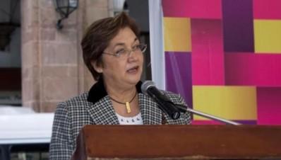 Silvia Figueroa Zamudio Secretaria Educación Michoacán