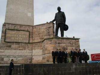 UMSNH presente en XLV Aniversario Luctuoso del General Lázaro Cárdenas