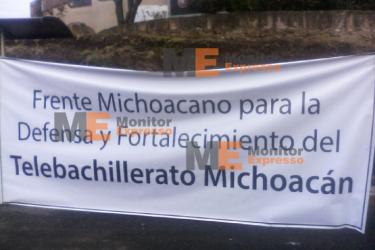 Sindicato del Telebachillerato Michoacán