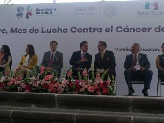 inauguran Feria por la Salud de las Mujeres en Morelia