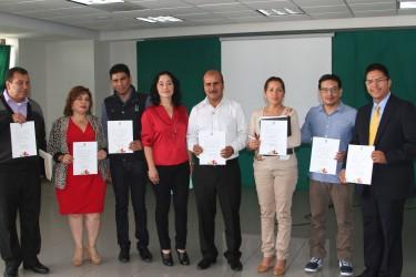 siete nuevos funcionarios de Sepsol Michoacán