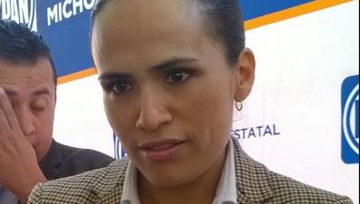 Yadira Delagado Flores candidata PAN Ciudad Hidalgo