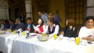 Diputados del PRI Michoacán afirman que el 'Nuevo Comienzo' en Michoacán está anclado