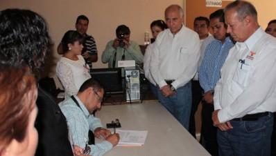 Javier Barragán interpone queja ante IEM contra PRI por compra de votos