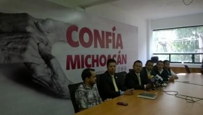 PRD y Nueva Alianza van juntos por diputación de Ciudad Hidalgo Michoacán