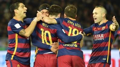 Barcelona campeón del mundo