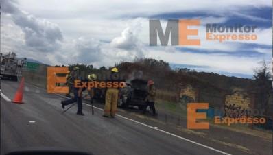 Accidente automóvil Morelia Pátzcuaro 3