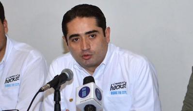 Benjamín Farfán Reyes regidor de Morelia
