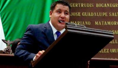 Juan Pablo Puebla Arévalo PRD Diputado Michoacán