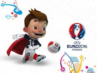 Lista la Eurocopa 2016