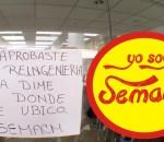 Empleados Municipales mantienen la toma en instalaciones del Ayuntamiento de Morelia
