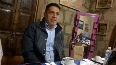 Osvaldo Ruíz Ramírez regidor de Morelia PRD