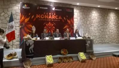 Feria de la Mariposa Monarca