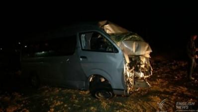 Al menos 4 mexicanos mueren en accidente en Tailandia