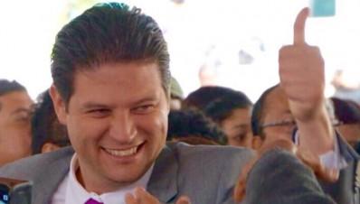 Alfonso Martínez Alcázar Presidente de Morelia