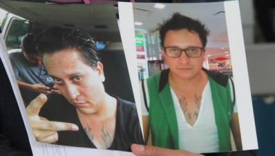 Uno de los 5 desaparecidos en Xalapa Veracruz el 16 de Enero de 2016