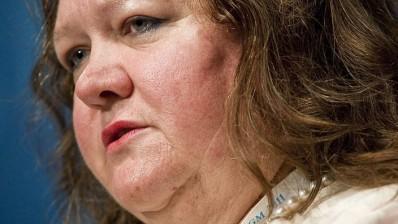 Gina Rinehart la mujer más rica del mundo