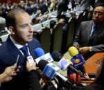 HOY LOS MEXICANOS DEBEMOS AGRADECER A ESPAÑA, HACER LA JUSTICIA QUE NUESTRO GOBIERNO NO SE ATREVIÓ. MARKO CORTÉS