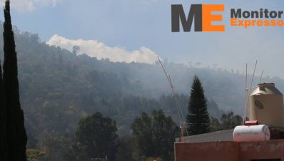 Incendio en Morelia-Este