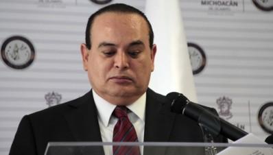 Procurador de Michoacán/ José Martín Godoy Castro