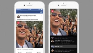 Facebook Live estará disponible en México desde este Viernes