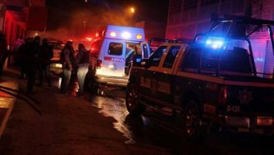 Incendian centro nocturno en Zacatecas