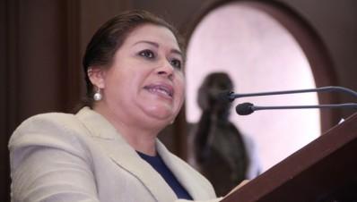 Belinda Iturbide Díaz diputada local de Michoacán por Puruándiro