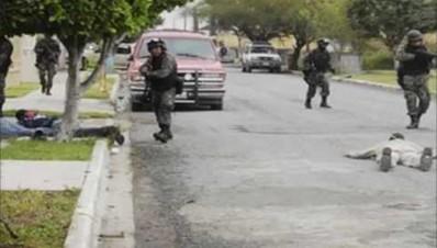 Enfrentamiento/Imagen tomada de Internet para ilustrar la nota