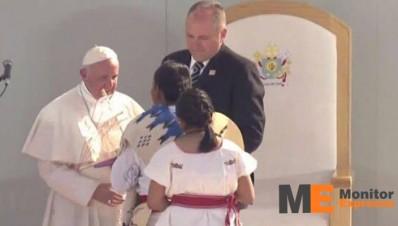 Papa Francisco da mensaje a los Jóvenes Michoacanos
