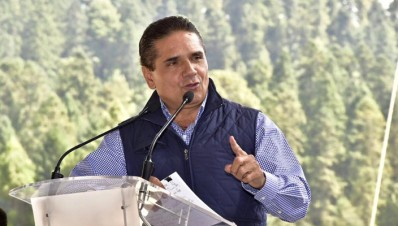 Silvano Aureoles Conejo Gobernador de Michoacán