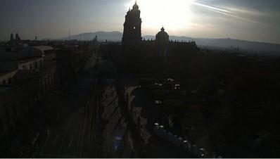 clima soleado en Michoacán