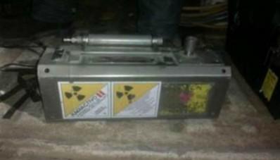 Alerta por robo de fuente Radioactiva en San Juan Querétaro