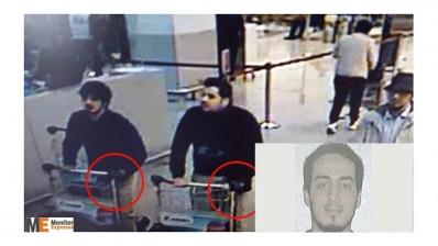 Capturan a un sospechoso de los atentados en Bruselas