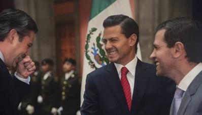 Alfredo Castillo se promociona en Michoacán